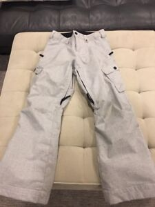 Burton ski and snowboarding pants