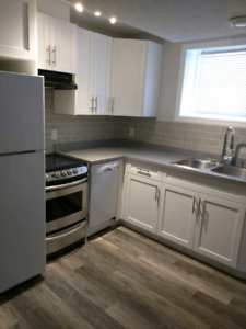 Brand new 1 Bedroom legal basement suite for rent $1050/m