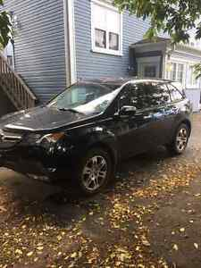 2008 Acura MDX SUV, Crossover TECH PACK