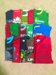 T-shirts for 5-6 yrs old boy