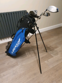 Men's Golf Clubs, Bag and accessories