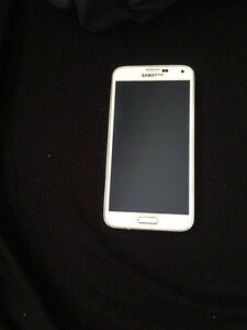 Galaxy s5 white with rogers