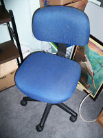 Blue Computer Chair $20 OBO