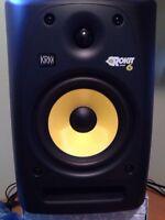 "KRK 6"" Studio Monitors"