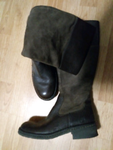 BORN brand boots