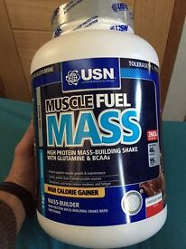Muscle fuel mass 2kg ( dumbbell )