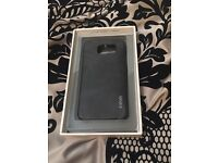 Samsung s6 leather case brand new