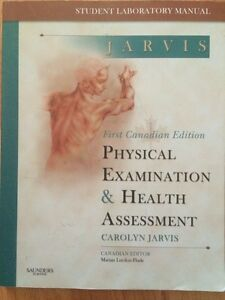 Physical examination and health assessment laboratory manual Cornwall Ontario image 1