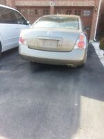 NISSAN ALTIMA S5 WITH EMISION AND SAFETY 6477619679