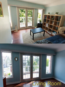 2 Bdr, 2nd FL, July 1, $1950+$150 utilities, house for rent