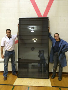 Solar Manufacturing Business and potentially $500,000 cash