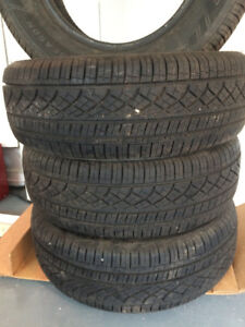 Tires 215/65R15 USED 1 MONTH