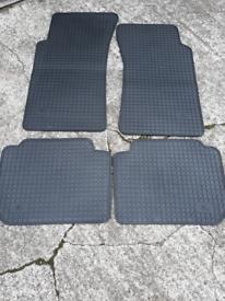 ford sierra mk2 sapphire rs cosworth xr4x4 ghia waffle mats rubber RS