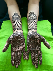 Amira's Henna Boutique (Freelace Henna Artist for GTA & South W)