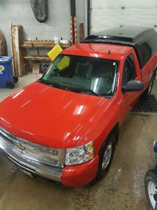 2009 Chevrolet Silverado 1500 Pickup Truck 4x4 133500 KM