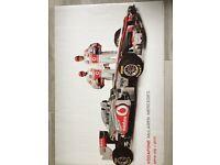 2011 formula 1 poster