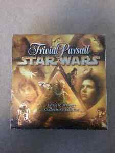 "Star Wars Trivial Pursuit ""Classic Trilogy Collectors Edition"""
