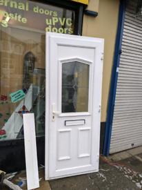Used quality uPVC door