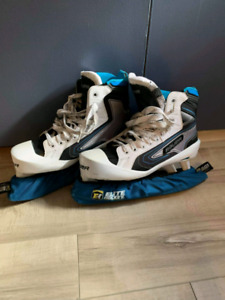 Hockey patin de goaler bauer