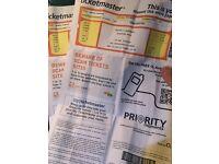 2 Sleaford Mod tickets