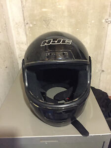 HJC Snowmobile Helmet!