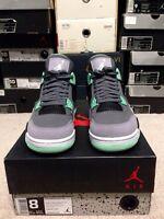"Air Jordan 4 ""Green Glow"" - Size 8"