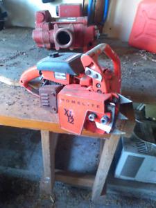 Homelite xl-12 chainsaw