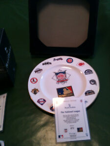 Royal Doulton '125 Anniversary BASEBALL  The National League Kitchener / Waterloo Kitchener Area image 3