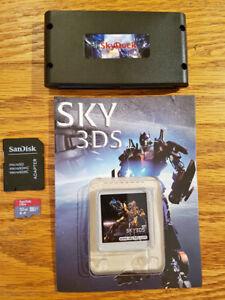 Sky3DS + skydock