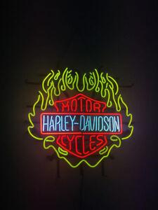 RARE Harley Davidson Neon Sign