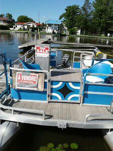 Pontoon for sale