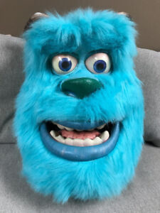 Monsters Inc Sully head life size FIGURE STATUE  MOVIE lifesize
