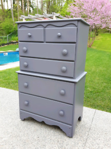 Antique Chest of Drawers *Delivery Available*