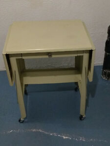 Small Metal Desk