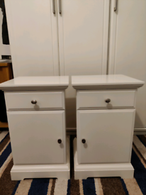 IKEA bedside tables
