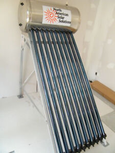 SOLAR HOT WATER SYSTEM 90L COMPLETE ALL YEAR