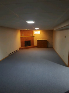 Basement on rent in Maple area