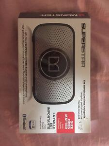 Monster superstar wireless speaker  BRAND NEW!!!!