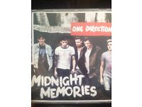 3 x One Direction CDs