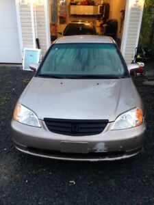 2002 Honda Civic Sedan *Overheating need gone*