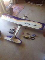 Easy trainer rc plane 75 obo