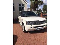 Land Rover Range Rover Sport 3.6 TD V8 HSE 5dr White