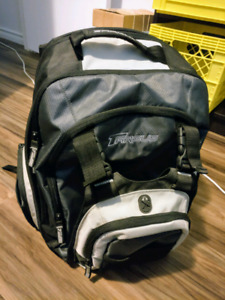 Laptop Backpack with Removable Laptop Sleeve