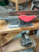Desktop Jointer with Belt Drive Electirc motor