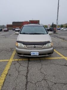 S O L D. 2003 Toyota Sienna LE,  for a price of only
