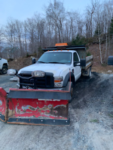 2009 Ford F-550 Powerstroke Dump Body