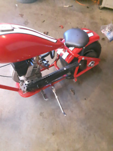 6hp Mini Chopper NEED GONE