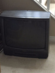 "27"" Sharp TV"
