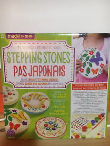 Stepping Stone Craft - make and design your own
