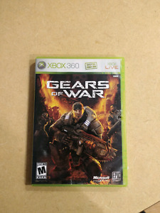 Gears of War 1, 2 and 3